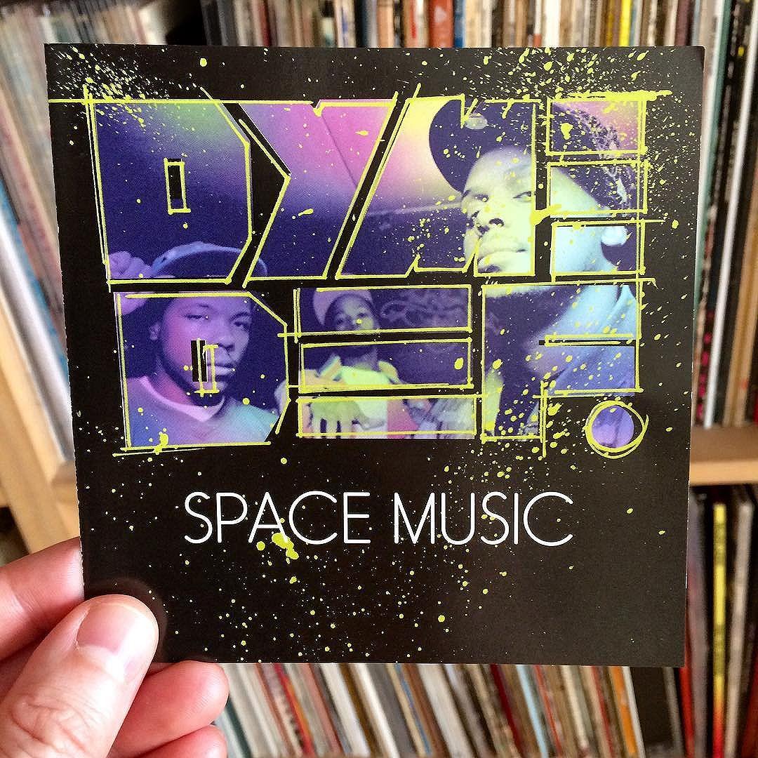 Dyme Def: Space Music | Crane City Music: Premium Hip